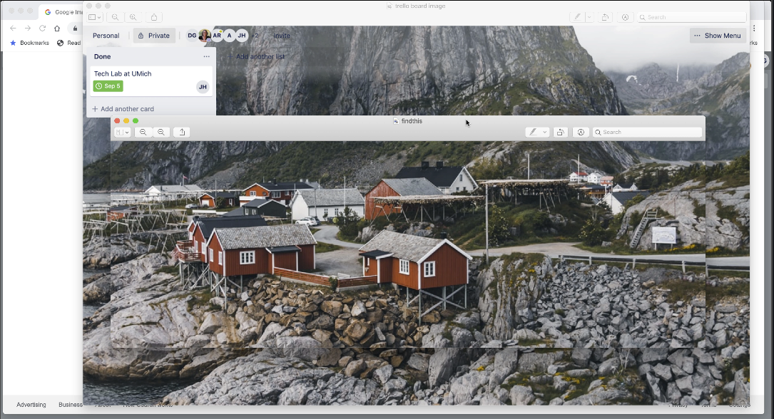 Look at that! Finding images on the web that you can actually use